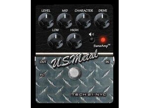 Tech 21 US Metal