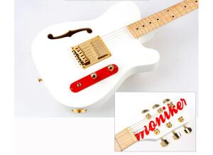 Moniker Guitars Dixie Semi-Hollow