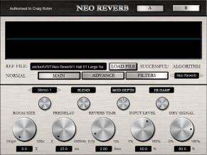 Sound Magic Neo Reverb