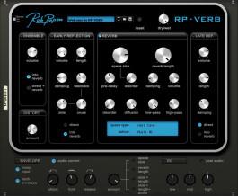 Rob Papen RP-Verb Rack Extension
