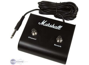 Marshall PEDL10010 - Twin Footswitch Channel/Chorus