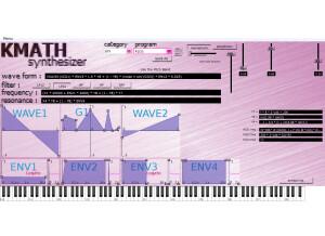 KMusicSoftware Kmath