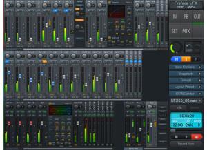 RME Audio TotalMix FX App
