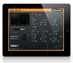 TC Electronic TonePrint Editor App