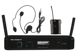 Power Acoustics WM3500PT