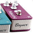 [Musikmesse][VIDEO] New Bogner pedals