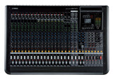 [Musikmesse] New Yamaha MGP consoles