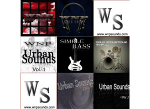 WSProAudio Producer Pack Vol. 1