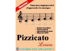 Arpège Musique Pizzicato Loisirs