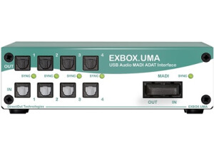 DirectOut Technologies EXBOX.UMA