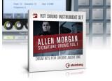 Allen Morgan signs a drum pack at Steinberg