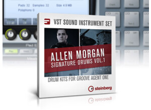 Steinberg Allen Morgan Signature Drums Vol. 1