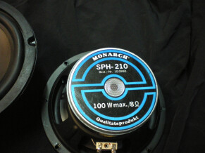 Monarch SPH-210