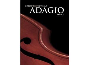 8dio Adagio Basses Vol 1