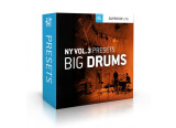 30 to 40% off Superior Drummer series this month