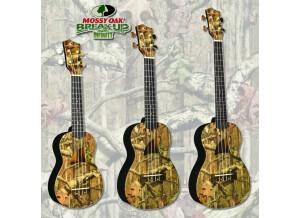 Mossy Oak Concert Ukulele