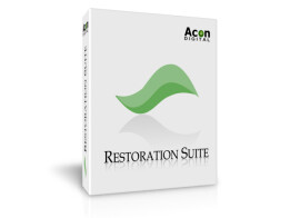 The Acon Restoration Suite gets its 1st update