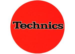 Technics Orange Slipmats