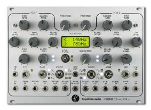 Kilpatrick Audio K3020 Dual VCO