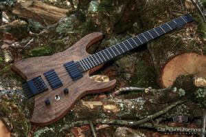 Hufschmid Guitars Headless