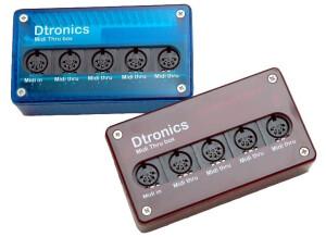 Dtronics Midi Thru Box