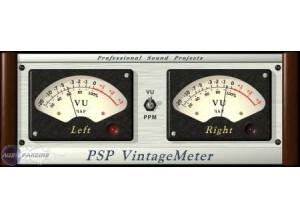 PSP Audioware VintageMeter [Freeware]