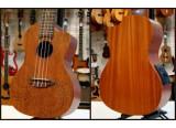 Luna Guitars Tattoo Concert Electric