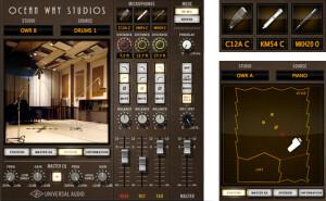 Universal Audio Ocean Way Studios Plug-In