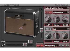 Audiffex Multi Cabinet