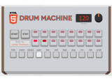 Jamie Thomson updates his HTML5 drum machine