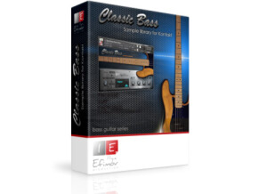 Ilya Efimov Sound Production Classic Bass