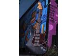 Perri Ink Melrose and South St. guitars