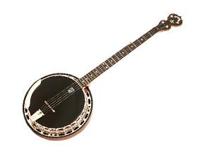 Deering Black Diamond 5-String Banjo