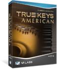 Les pianos True Keys disponibles séparément