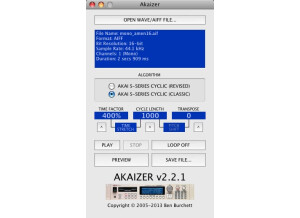 The Akaizer Project Akaizer