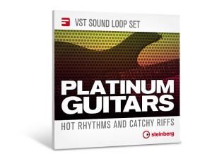Steinberg Platinum Guitars VST Sound Loop Set