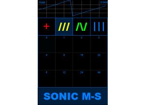 Sonic Emblem Sonic M-S