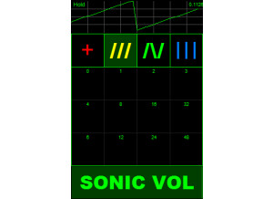 Sonic Emblem Sonic VOL