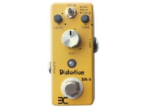 EX Amp DA-3 Distortion