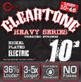 Cleartone Strings lance des cordes pour métalleux