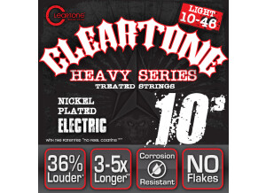 Cleartone Strings Heavy Electric Strings