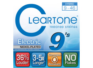 Cleartone Strings Electric Nickel Plated