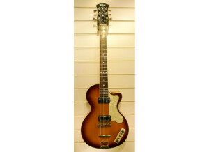 Hofner Guitars Contemporary Club CT