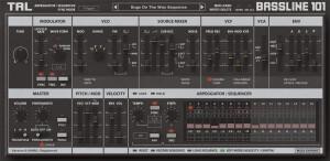 Togu Audio Line TAL-BassLine-101