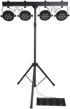 Showtec Compact Lightset Footswitch