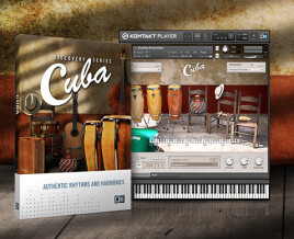 Native Instruments Cuba