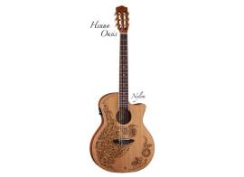 Luna Guitars Henna Oasis Spruce