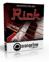 Orange Tree Samples Evolution Electric Bass - Rick