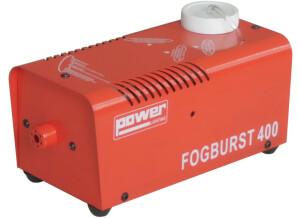 Power Lighting Fogburst 400 R