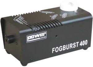 Power Lighting Fogburst 400 - Black